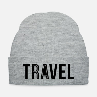 Travel traveler - Knit Cap