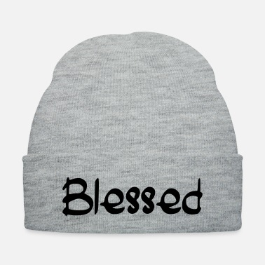 Bless You blessed - Knit Cap
