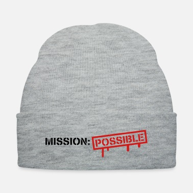 Farewell mission_possible_2f2 - Knit Cap