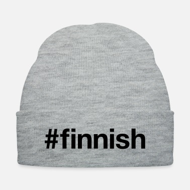 Finland FINLAND - Knit Cap