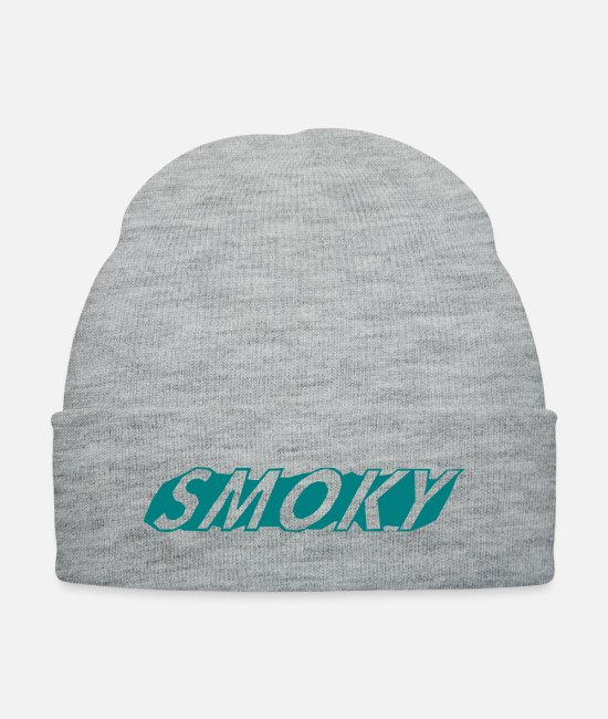 High Caps & Hats - Smoky - Knit Cap heather gray