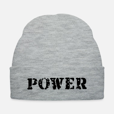 Power Power - Knit Cap