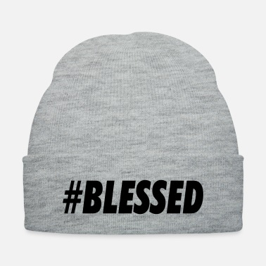Poor #blessed - Knit Cap