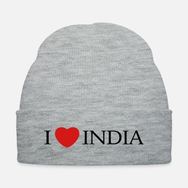 India I Love India - Knit Cap