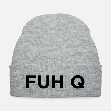 Association FUH Q - Fuck You - Knit Cap