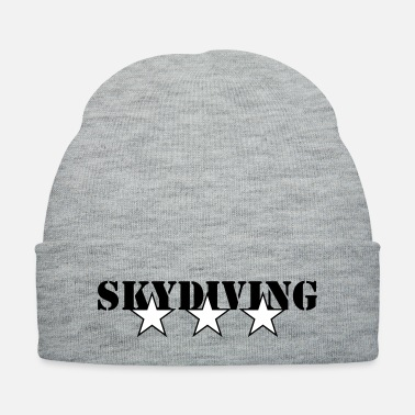 Sayings Skydiving - Skydiver - Freestyle - Knit Cap