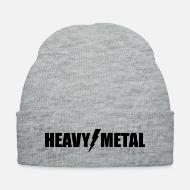 Heavy Heavy Metal - Knit Cap