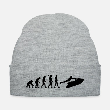 Evolution Jet Ski - Knit Cap