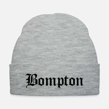 Cool bompton - Knit Cap