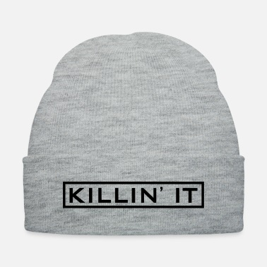 Dad To Be Killin It 2 - Knit Cap