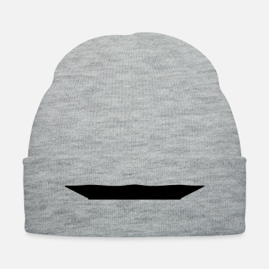 Meal Dinner Plate - Knit Cap