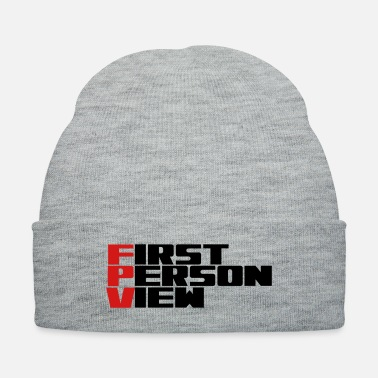 View First Person View - Knit Cap