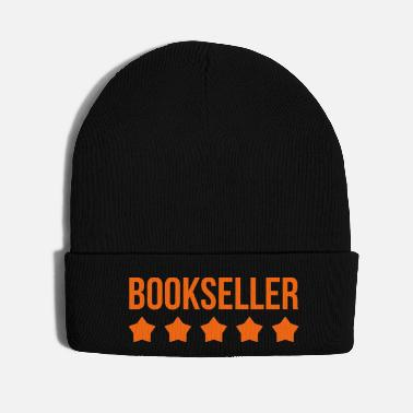 School Bookseller - Reading - Culture - Library - Knit Cap