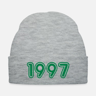 Year Of Birth 1997, Numbers, Year, Year Of Birth - Knit Cap