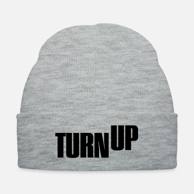 Turn TURN UP | TURNT UP | 2CHAINZ - Knit Cap