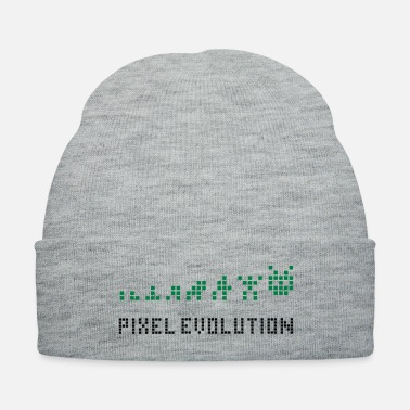 Evolution Pixel Evolution - Knit Cap