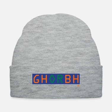 Hungry Ghorbh Mindset - Get Hungry or Be Hungry - Knit Cap