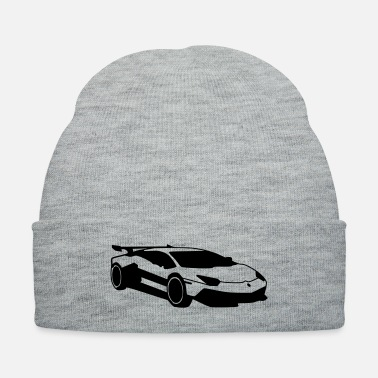 Sportscar Car,Renner,Sportscar,Vehicle,V8 ✔ - Knit Cap