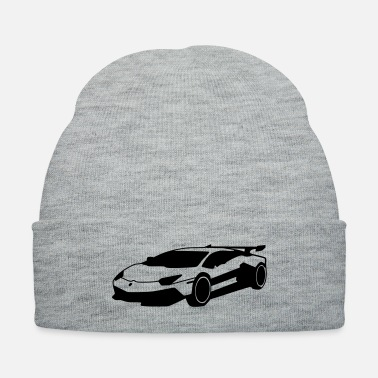 Sportscar car,vehicles,v8, - Knit Cap