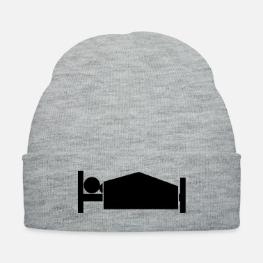 Morning morning symbol (x) - Knit Cap