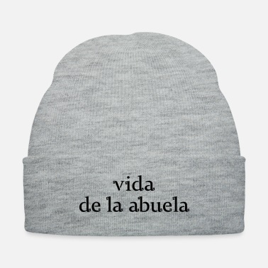 Mother vida de la abuela - Knit Cap