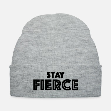 Modern Stay Fierce Modern Muscle Tank - Knit Cap