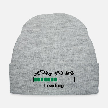 Mom Mom To Be - Knit Cap