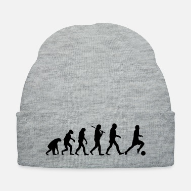 EvolutionofSoccer - Knit Cap