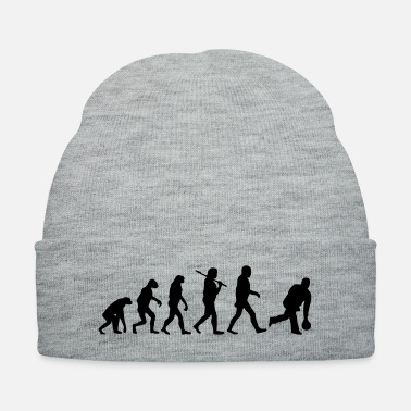Evolution Evolution of Bowling - Knit Cap