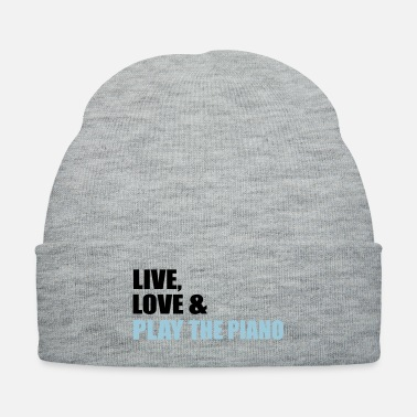 Piano piano - Knit Cap