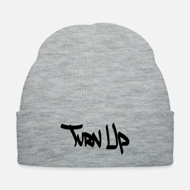 Turn On Turn Up - Knit Cap