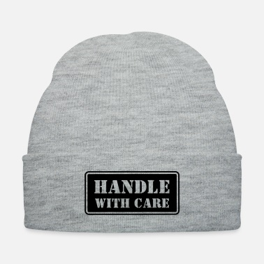 Care Handle With Care HD VECTOR - Knit Cap