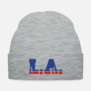 Los Angeles Los Angeles alive - Knit Cap
