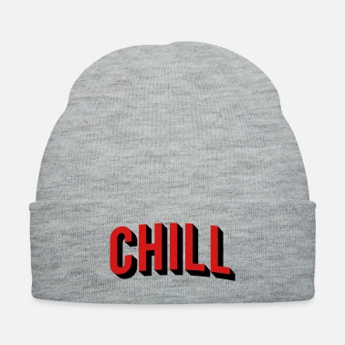 Cool chill - Knit Cap