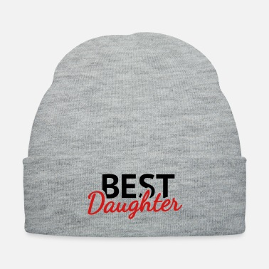 Daughter best daughter - Knit Cap