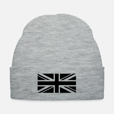 Union Jack United Kingdom Union Jack Flag High Resolution - Knit Cap