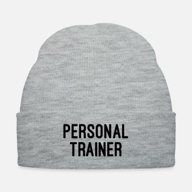 Person Personal Trainer - Knit Cap