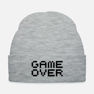 Game Over Game Over - Pixels - Knit Cap
