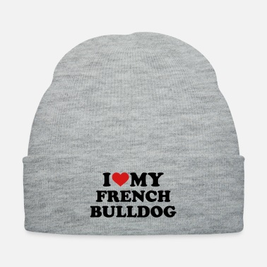 Bulldog French Bulldog - Knit Cap