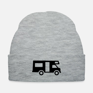 Recreate RV, Camper, Caravan - Knit Cap