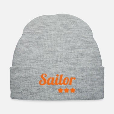 Hilarious Sailor *** - Knit Cap