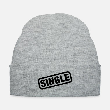 Flirt single__f1 - Knit Cap