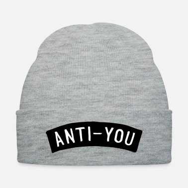Anti ANTI YOU - Knit Cap