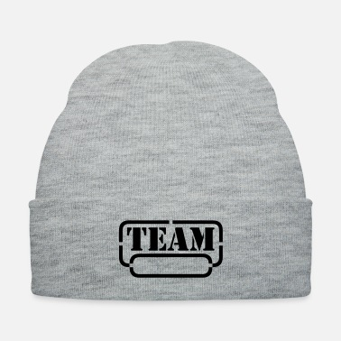 Your Name name your team - Knit Cap