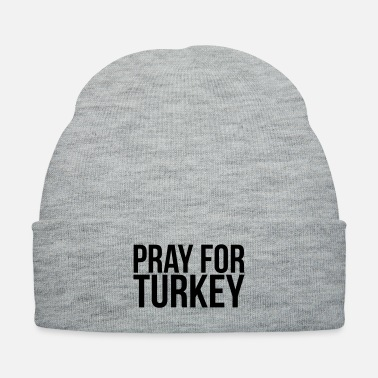 Isis PRAY FOR TURKEY - Knit Cap