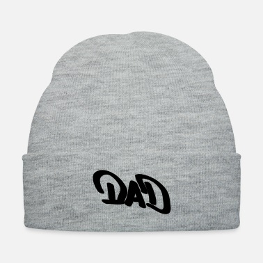 Dad To Be DAD - Knit Cap