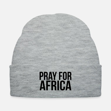 Isis PRAY FOR AFRICA - Knit Cap