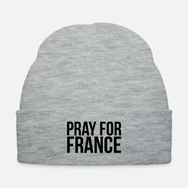 Isis PRAY FOR FRANCE - Knit Cap