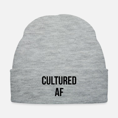 Culture cultured AF - Knit Cap