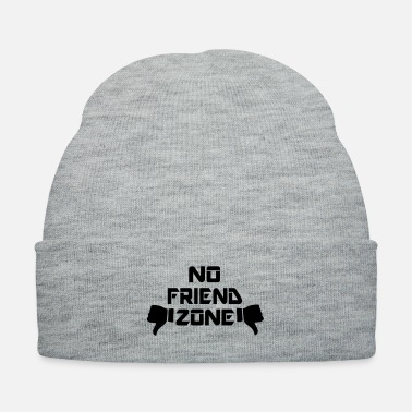 Stop The Ban ✔๏̯͡๏ No Friend Zone-I hate Friend Zone๏̯͡๏✔ - Knit Cap